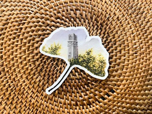 Bell Tower - Sticker