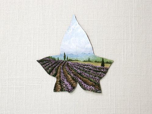 "Lavender Fields - 8x10"" Print"