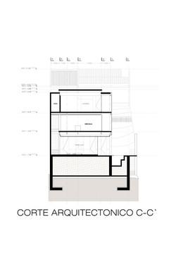 ARQUITECTONICOS LICENCIAS BEZARES Corte CC