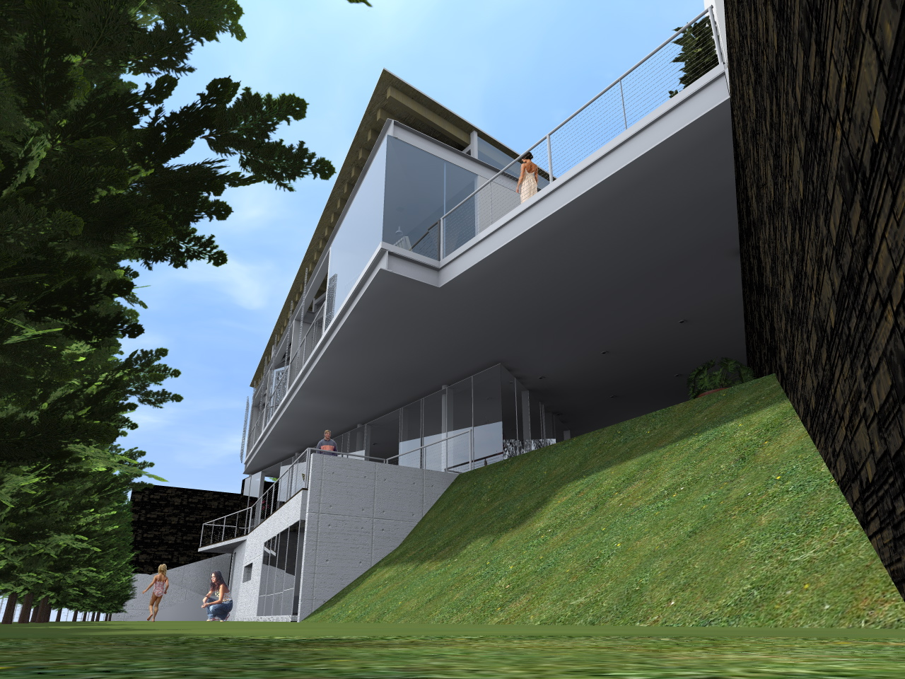 LCC House