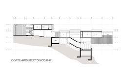 ARQUITECTONICOS LICENCIAS BEZARES Corte BB