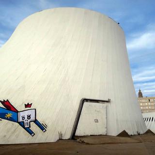 Le Volcan - Oscar Niemeyer