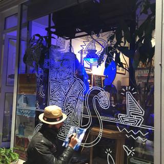 Restaurant/Bar Le Chat Bleu