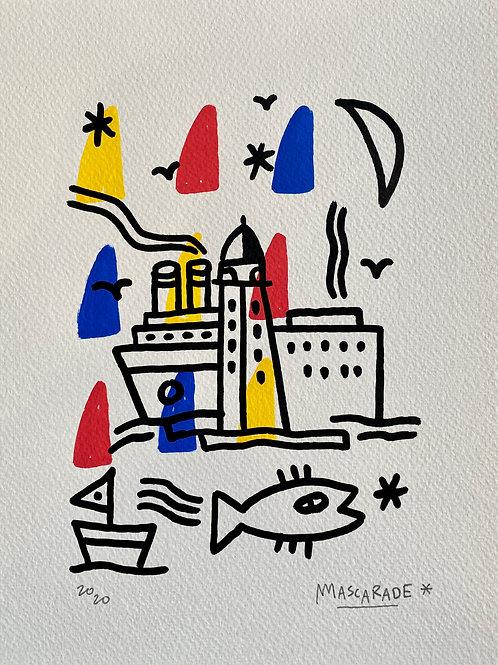 """""""La Tour des Dockers"""""""