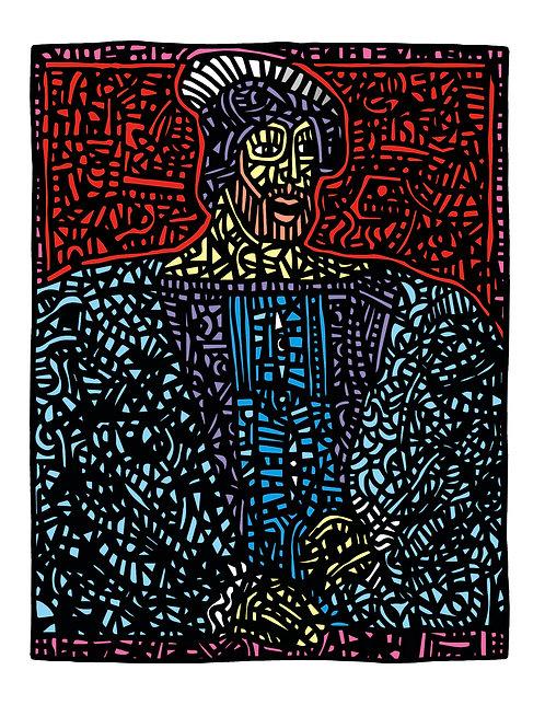 """Art Print """"Franciscopolis"""""""
