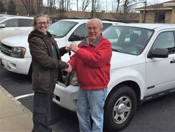 Donate cars to Project Self-Sufficiency