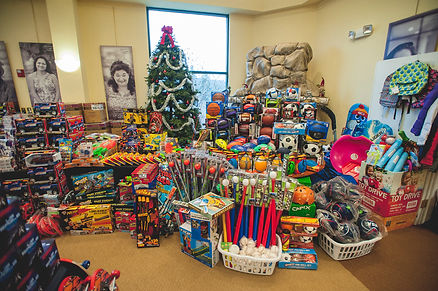 The Season of Hope Toy Drive benefits children in Sussex and Warren County NJ.