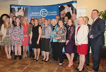 Project Self-Sufficiency receives awards from the Sussex County Chamber of Commerce