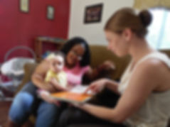 Healthy Families Program at Project Self-Sufficiency