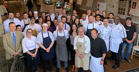 Renowned chefs contribute to A Taste of Talent in support of Project Self-Sufficiency