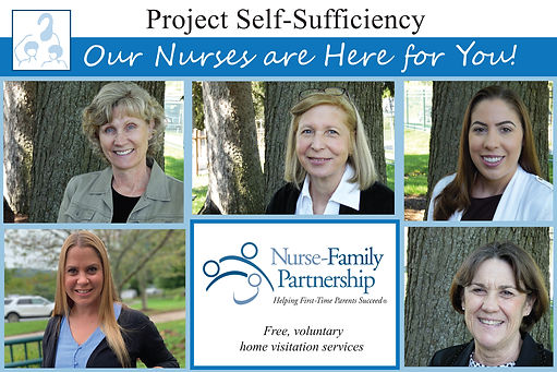 Registered nurses help pregnant women and first time mothers to succeed.