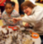 Learning is fun at the Little Sprouts Early Learning Center.