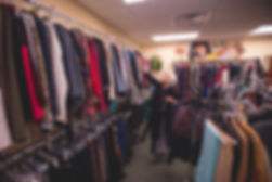Donate workplace attire to Project Self-Sufficiency.