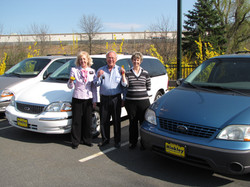 Donate used cars to Project Self-Sufficiency