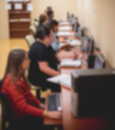 Free computer classes at Project Self-Sufficiency Sussex NJ.