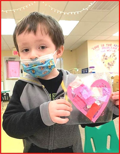 Make a donation to Project Self-Sufficiency in honor of Valentine's Day.