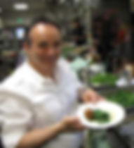Chef Marco De Filippis at A Taste of Talent