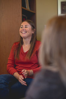 Women's support groups available at Project Self-Sufficiency.