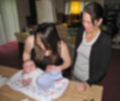 Nurse Family Partnership program offered by Project Self-Sufficiency
