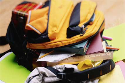 New school supplies needed at Project Self-Sufficiency.