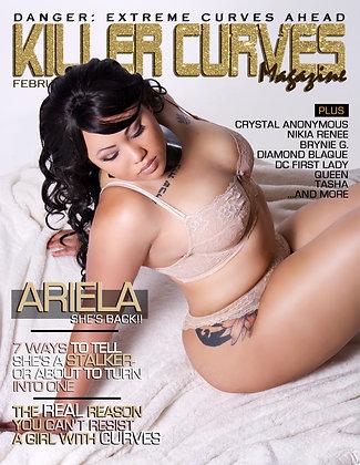 Killer Curves Magazine Issue 2-Print