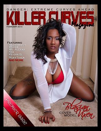 Killer Curves Magazine Premier Digital Issue