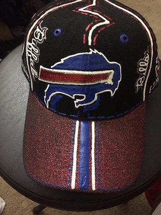 Hand Made Custom Buffalo Bills Hat