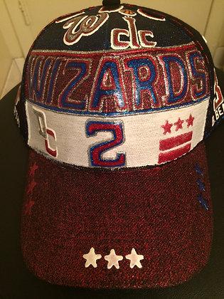 Hand Made Washington Wizards Hat
