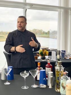 Chef Shaun @ Liberty National GC | Showcase Your Staff!