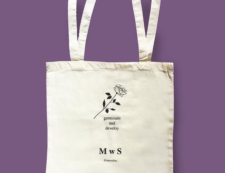 'Grow' Tote Bag