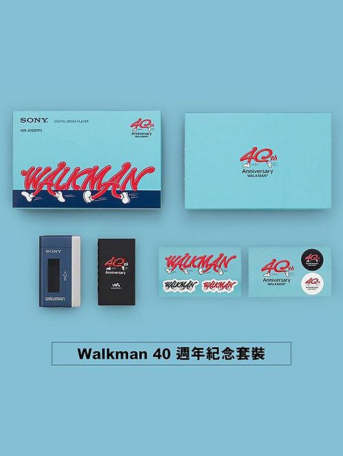 Sony 特別版 Walkman NW-A100TPS