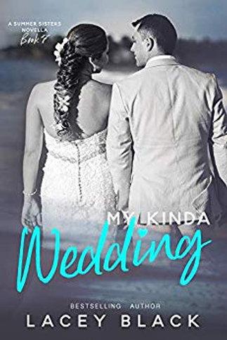My Kinda Wedding Signed Paperback
