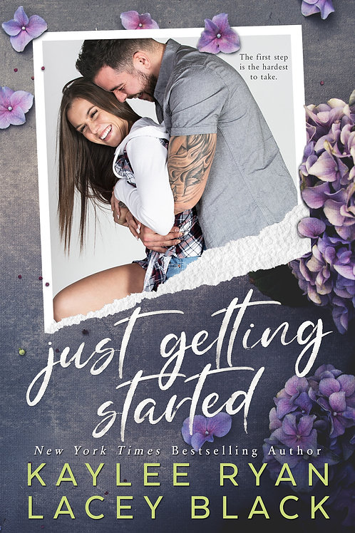 Signed Paperback of Just Getting Started by Lacey