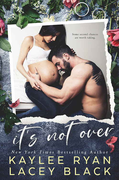It's Not Over Signed Paperback (Lacey only signature only)