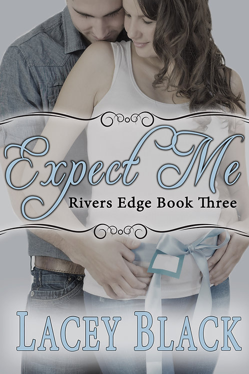 Expect Me Signed Paperback