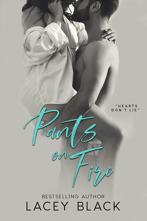 Signed Paperback Pants On Fire