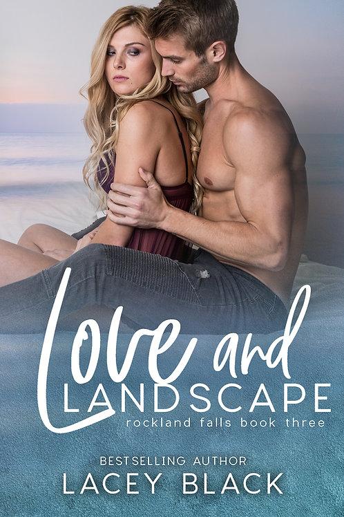 Love and Landscape Signed Paperback