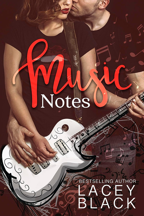 Music Notes Signed Paperback