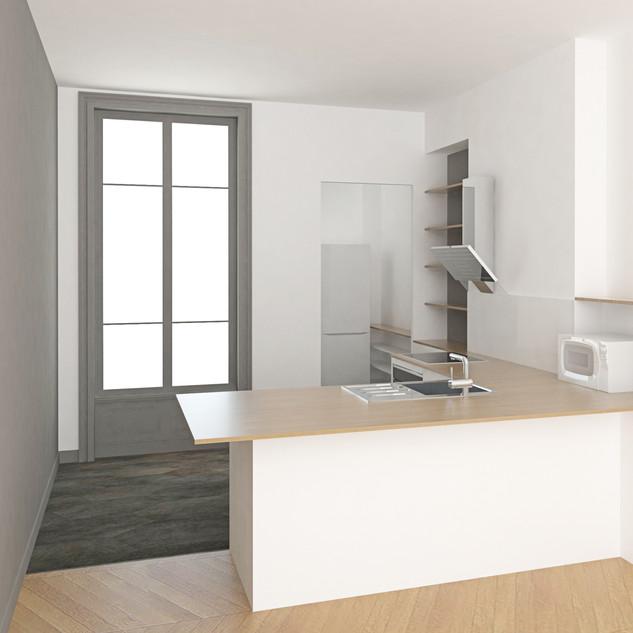 Décoration Appartement locatif