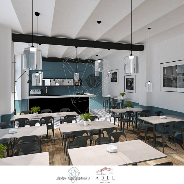 Rénovation brasserie