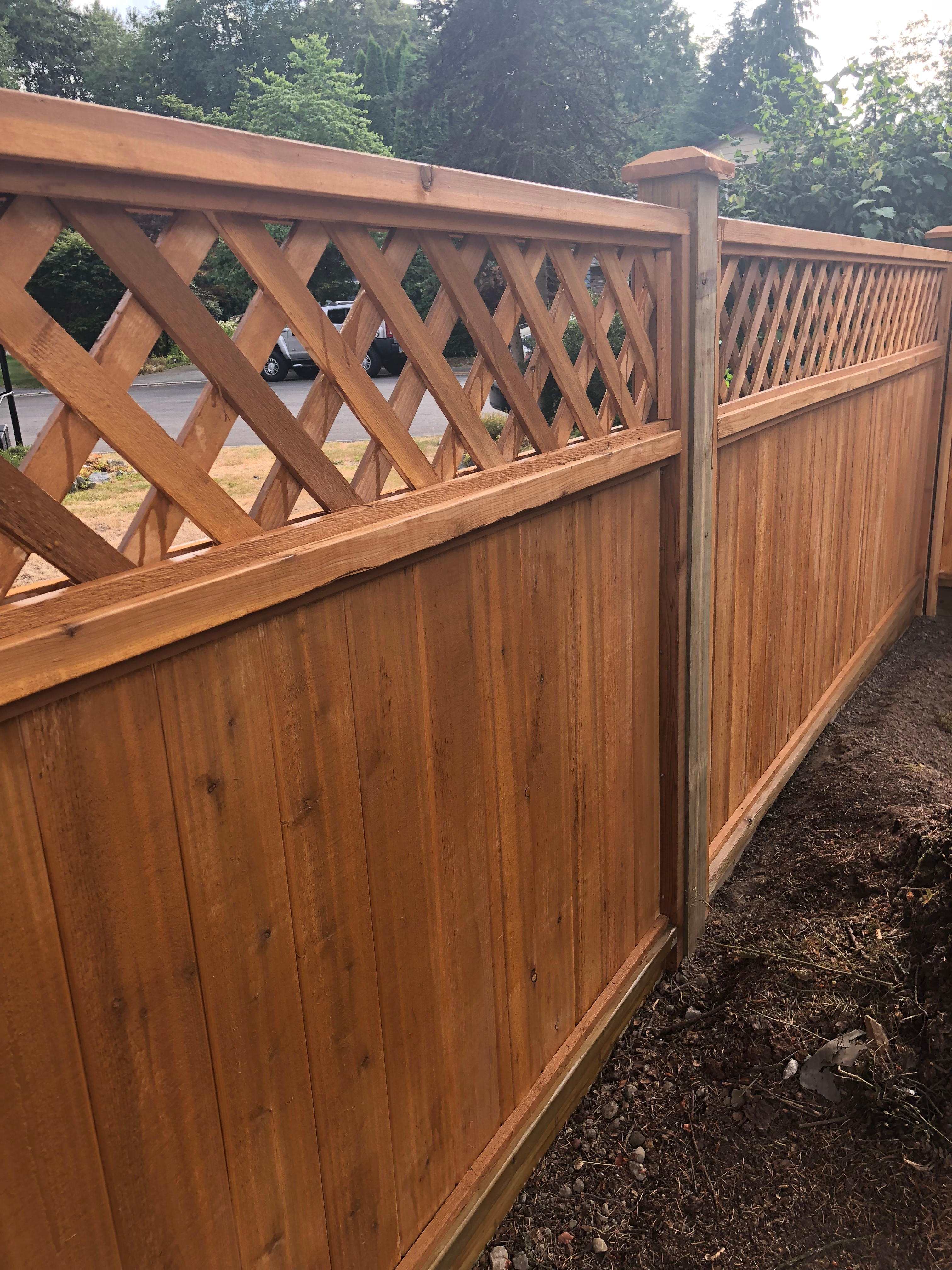 Deck/Fence Refinishing