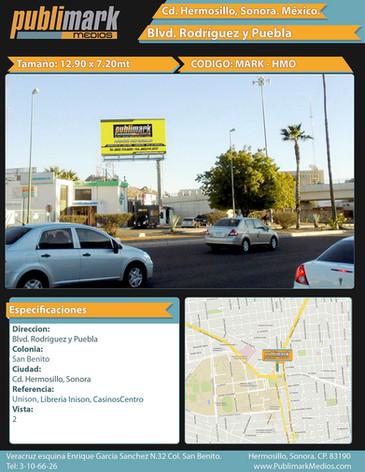 Blvd Rodriguez y Puebla - Vista 1