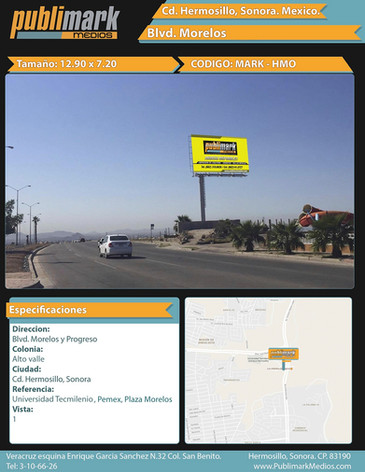 Blvd Morelos y Progreso - Vista 1