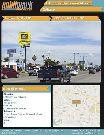 Blvd Colosio y Real del Arco - Vista 2