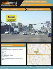 Blvd. Kino - 20 de Nov. y 1ero de Mayo - Vista 2