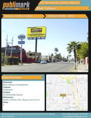 Blvd. Colosio y Campodonico - Vista 2