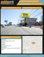 Blvd Solidaridad - Mariachisimo - Vista 1