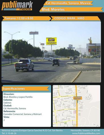 Blvd Morelos y Lopez Portillo - Vista 2