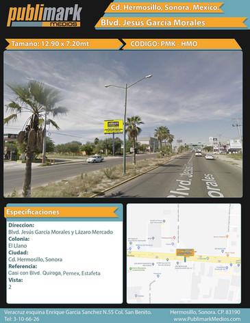 Blvd. Garcia Morales y Lazaro Mercado - Vista 2