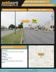 Blvd Colosio - Real del arco y Olivares - Vista 1